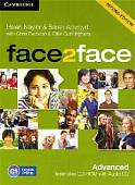 CD-ROM. Face2face. Advanced (+ Audio CD)