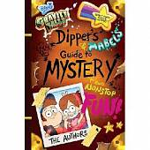 Gravity Falls Dipper's and Mabel's Guide to Supernatural Mysteries and Nonstop Fun