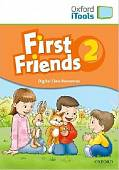 CD-ROM. First Friends 2: Itools